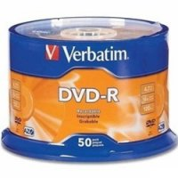 Диск DVD-R, 4.7Gb,16х, Wrapped Matt Silver, Srink (50)