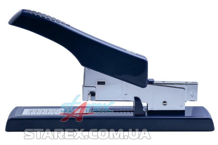 Степлер скоба №10 на 10 листов пластиковый корпус IPS120